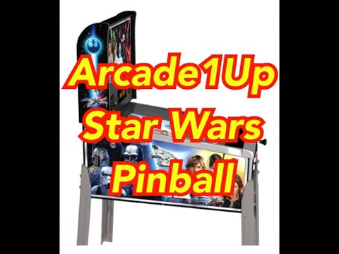 Arcade1Up Star Wars Pinball Price And Information Arcade 1up Pinball Machine from rarecoolitems
