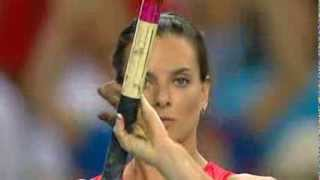 2013 World Championships in Athletics Jelena Isinbajeva 13.8.2013, final