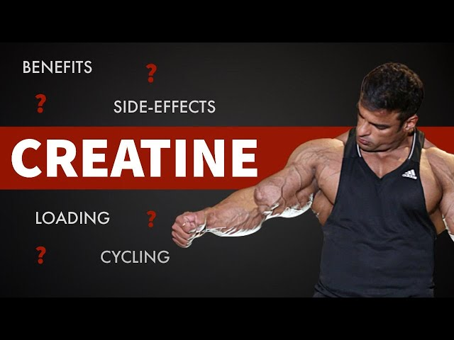 Creatine for Muscle Growth | How to Use it |  Yatinder Singh