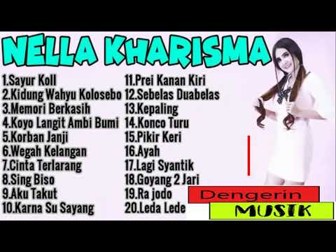 Download Mp3 Album Nella Kharisma Sayang 2