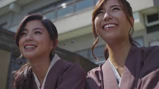 朝比奈彩出演CM・メイキングMovie|ホテルニューアワジグループ 朝比奈彩 検索動画 25