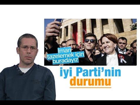Hakan Albayrak       İYİ Parti'nin durumu
