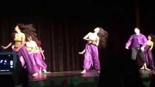 Legacy VAPA High School Springfest 2015: Bollywood!