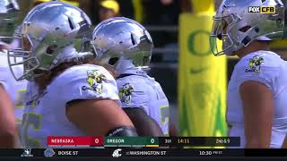 2017 - Nebraska at Oregon