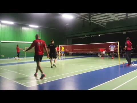 Badam Newcastle tournament 1