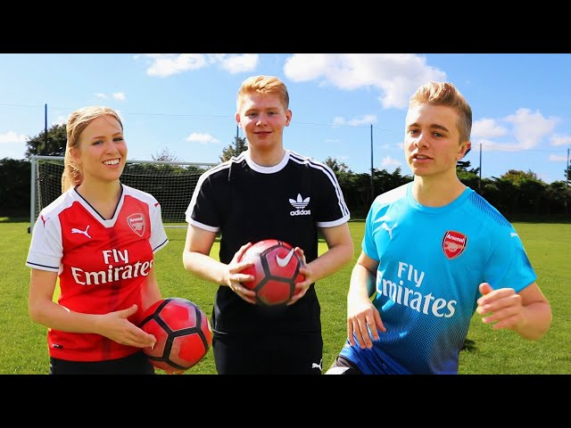 *ChrisMD EXPOSED?* - Are YOU Better Than Me At Football?