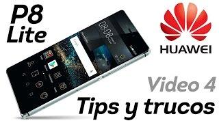 Huawei P8Lite : Tips y Trucos (en español - Argentina) - Video 4