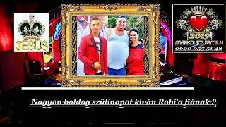 Gambar cover Markovics József - Seres Róbert Küldi Jászapátiról Fiának Robikának Hevesre Születésnapjára 2019