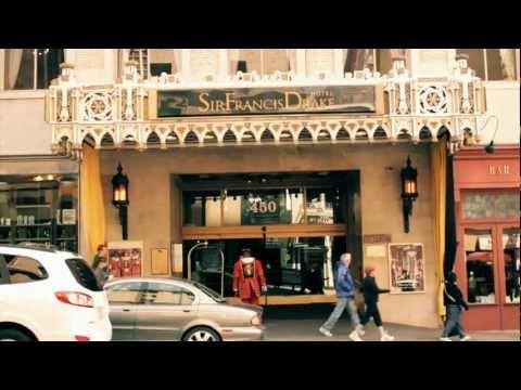 The Sir Francis Drake Hotel, San Francisco