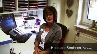 Haus der Senioren Grünberg, Aktive Pflege mit Herz III