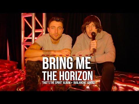 Bring Me the Horizon Talk 'That's the Spirit' Album + 'Avalanche' Single