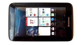 Lenovo A1000 - доступный 7-дюймовый планшет - видео обзор(Lenovo A1000 - самый дешевый планшет в линейке Lenovo. Но при этом он весьма шустрый и имеет отличный звук - с технолог..., 2013-10-04T21:03:01.000Z)
