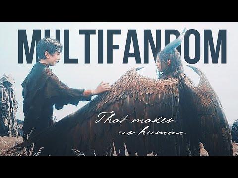 Multifandom | That makes us human