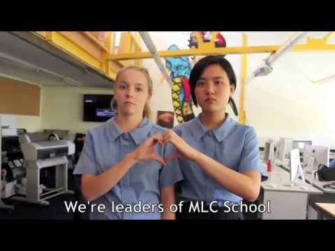 MLC School 2014 Captains: Introductory Assembly Music Video