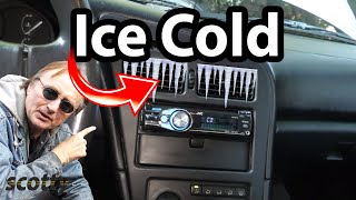 How To Fix AC In a Car So It Blows Ice Cold