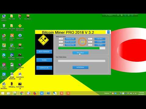 Earn 200 dollars only 3 minutes from bitcoin miner pro with withdrawal proof......