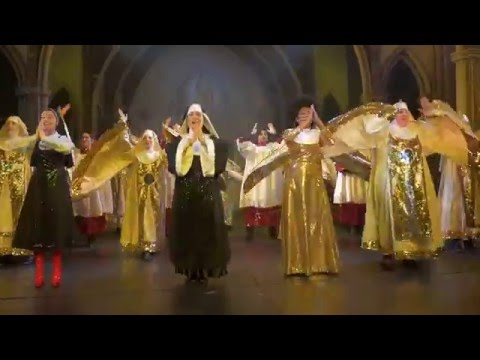 SISTER ACT Il Musical - Promo 2' 20""