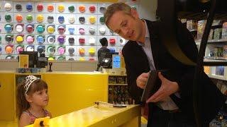 How did he do that?? LEGO iPad Magic with Simon Pierro