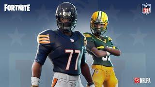 NEW *NFL FOOTBALL* SKINS RETURN IN FORTNITE! (PRE-SEASON 2019)