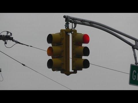 Алгоритм работы американских светофоров