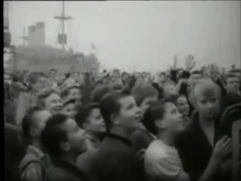 Elvis Presley goes to Germany 1958