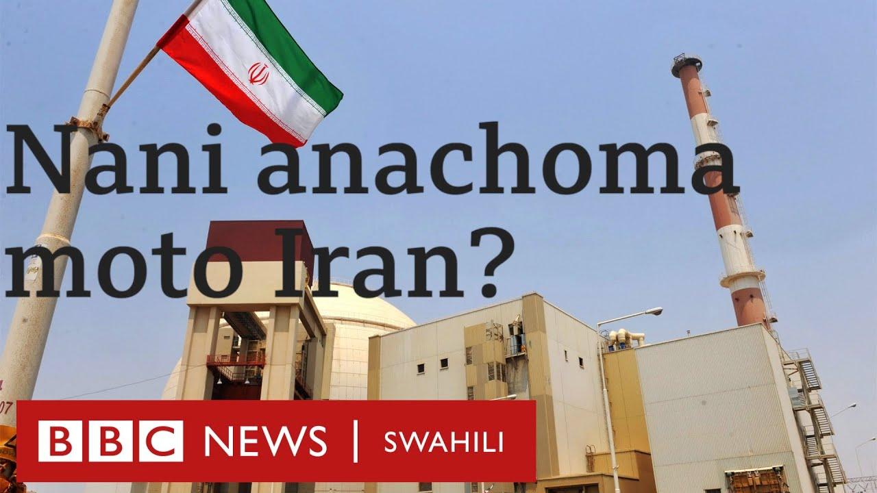 🔥🔥Je ni nani wa kulaumiwa kwa milipuko ya moto katika vituo vya kinyuklia vya Iran?