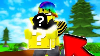 The CREATOR Of Destruction Simulator Made THIS.. (Roblox Lucky Blocks)