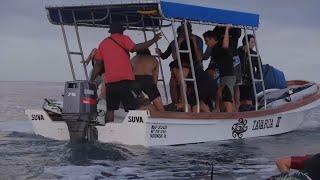 Aaron Gold's Near-Death Accident at Tavarua, Fiji