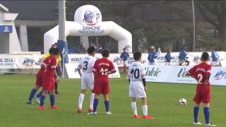 South-Korea vs China - Ranking match 17/32 - Highlight - Danone Nations Cup 2016