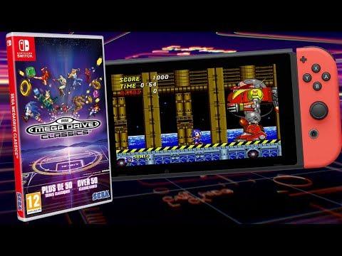 Mega Drive Classics - классика от Sega на Nintendo Switch thumbnail