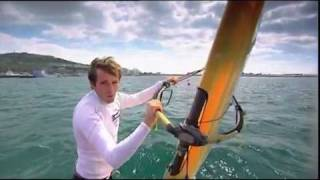 What is Olympic windsurfing by Nick Dempsey