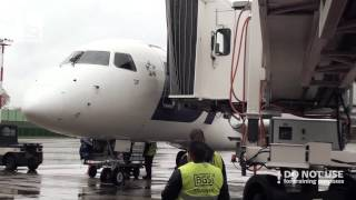 Download Video Ground Handling Training at Baltic Aviation Academy MP3 3GP MP4