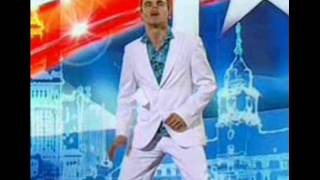 Patrick Texas THE VOICE OF POLAND TVP  - Cover ,, One moment in time