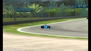 2000 Sepang Malaysia Grand Prix full Race Formula 1 Season Mod F1 Challenge 99 02 game year F1C 2 GP 4 3 World Championship 2013 2014 2015 2016 2012 15 12 38 293 1
