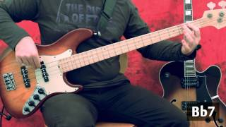 learn how to play walking bass in 3 easy steps