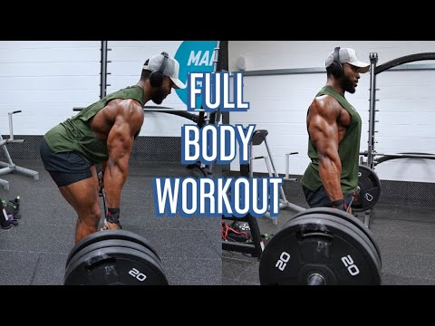 FULL BODY WORKOUT YOU SHOULD BE DOING | Full Routine & Top Tips