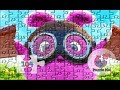 Jigsaw Puzzle Game Flowering Heart - Puzzle Kid - YouTube