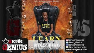 Rygin King - Learn - February 2017