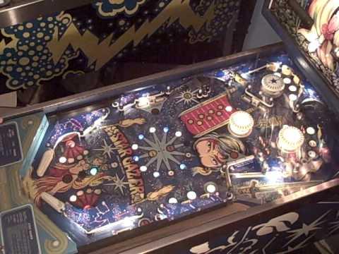 1980 Stern Star Gazer pinball machine