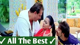 All The Best Movie funny scenes || Sanjay Mishra Sanjay Dutt Ajay Devgan comedy.