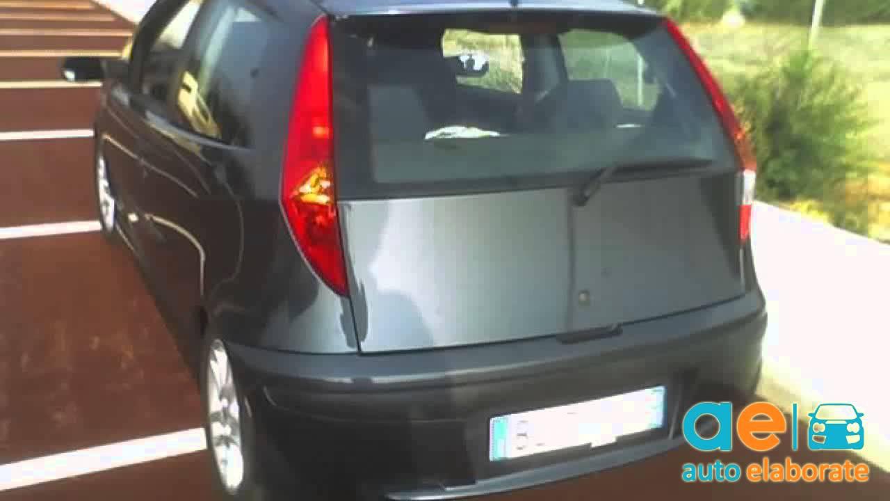 Fiat Punto 2 Serie Tuning Youtube