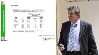 Wolfgang Buchinger: TSH - ein Parameter - viele Normbereiche