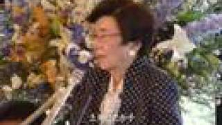 社民党イベント┃浅沼稲次郎追悼集会