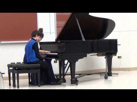 Mendelssohn, Allegro Brillant, Allegro assai vivace, Op. 92