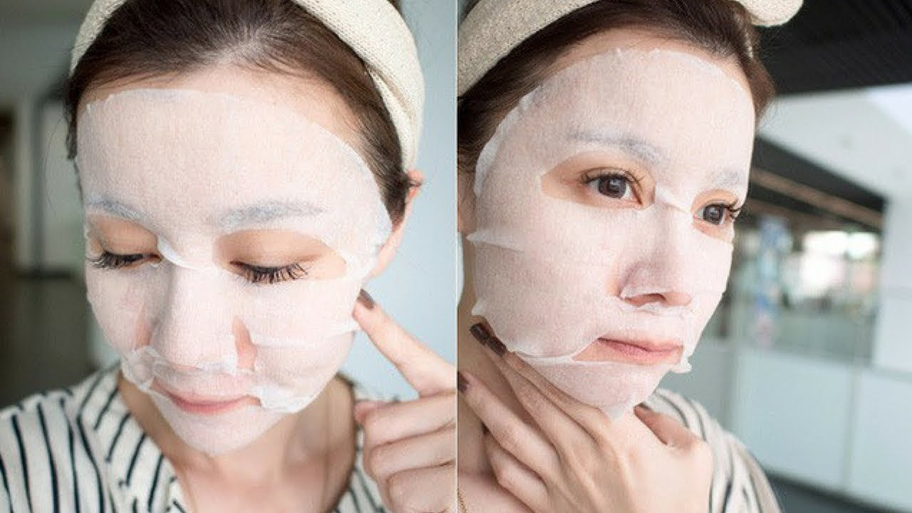 90% phái đẹp đắp mặt nạ sai cách, vậy đắp thế nào để da không xấu và không bị nổi mụn