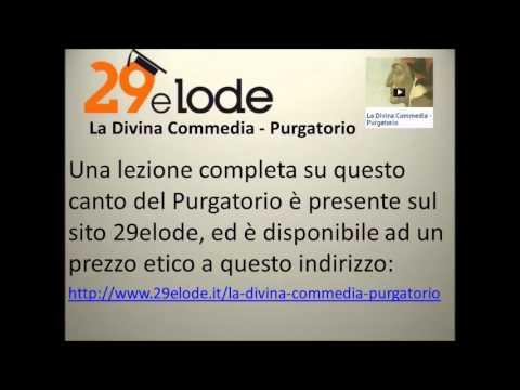 Canto ventiquattresimo del Purgatorio, vv. 58-114