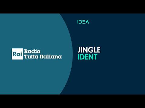 Rai Radio Tutta italiana - Jingle identitari (2017)