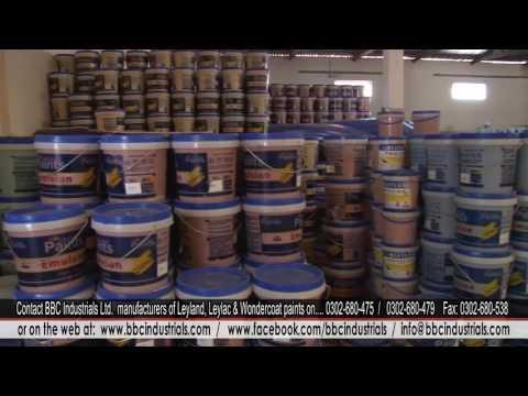Mpuntuo Bofo BBC Leyland Leylack Paints