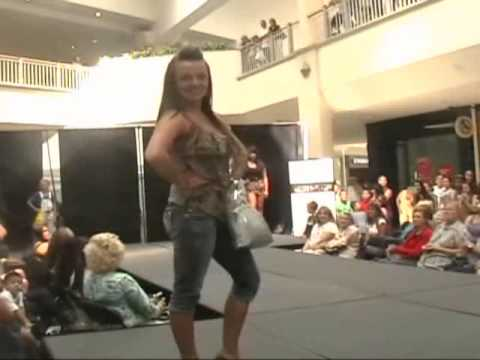 Julie Nation Academy Santa Rosa Plaza Mall Fashion Show 2011