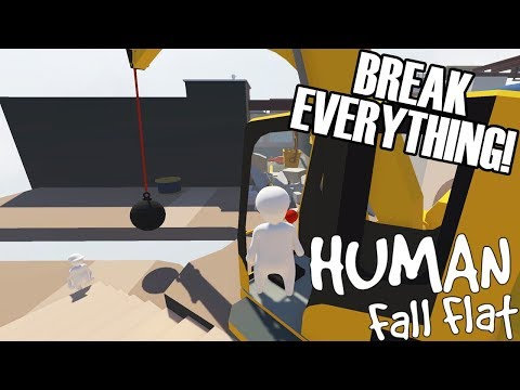The Demolition Crew - Human: Fall Flat